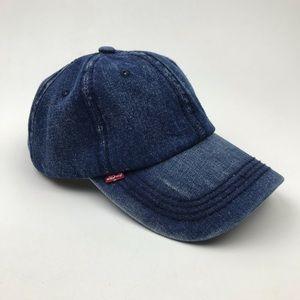 Vintage Levi's Big E Trucker Jean Hat Re/Done